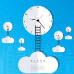 cloud-and-clock